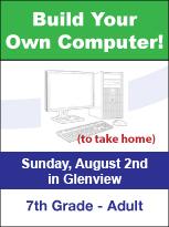 Build Tour Own Computer