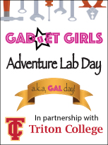 Gadget Girls at Triton College