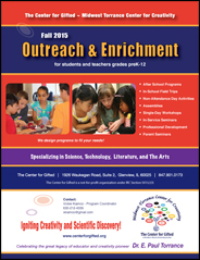 Outreach and Enrichment