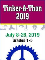 Summer 2019 Tinker