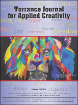2020 Torrance Journal for Applied Creativity